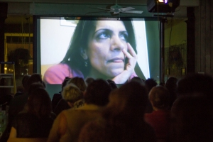 A SYRIAN LOVE STORY screening 23/01/17 - photo by Chris Morales